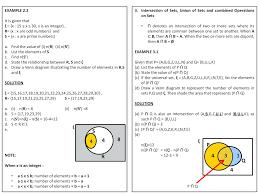 A Union B Complement Venn Diagram A Intersection B Venn Diagram Math Dumiu Club