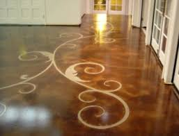 Painted Concrete Floors How to Ideas mogandocom