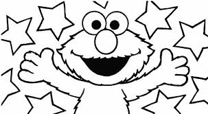 Small Picture elmo coloring pages