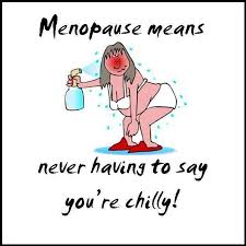 Funny Quotes About Menopause. QuotesGram via Relatably.com