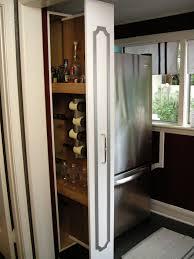 vertical cabinet open