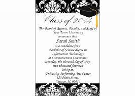 Formal Graduation Announcement 001 Template Ideas College Graduation Announcements Awesome