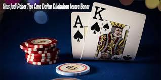 Hasil gambar untuk Daftar Judi Poker Online Di HP Android