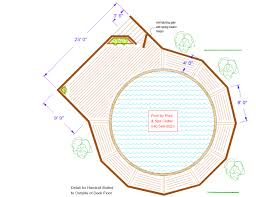 above ground swimming pool drawing. Above Ground Pool Deck Plans Designs Swimming Drawing