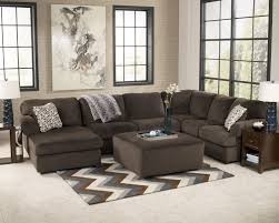 Where To Place Furniture In Living Room Buy Jessa Place Chocolate Living Room Set By Signature Design