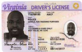 Fake Virginia Maker Id Card