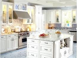 kitchen ideas antique white cabinets. Kitchen Ideas Antique White Cabinets Transitional With K