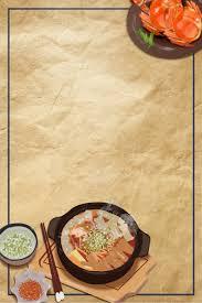 Restaurant Menu Background Material Western Light Meal