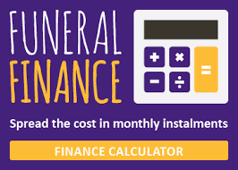 Image result for funeral finance  logo