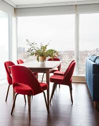 How To Make Red, White, And Blue Design Elegant All Year Long. Red Dining  RoomsDining Room ChairsDining ...