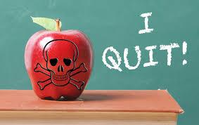 Teachers Resignation Letter My Profession No Longer Exists