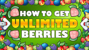 How to get UNLIMITED BERRIES in Pokemon Sword and Shield - YouTube