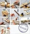 Как сделать ширму своими руками с фото