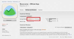 App Store Ratings Mystery – Signal v. Noise