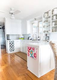 diy kitchen lighting. DIY Kitchen Makeover On A Budget Diy Lighting