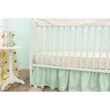 theme baby bedding peach mint crib set default uni nursery sets uk gender neutral white pique crib bedding
