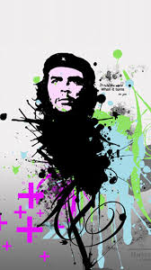 abstract che guevara iphone 6 wallpapers