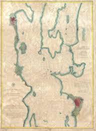 File 1874 U S C S Map Or Chart Of Lake Champlain