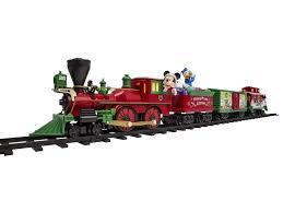 this mickey mouse train set really has the feel to it along with great quality and bright colors