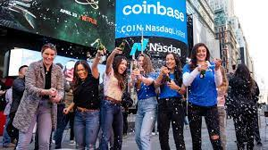Coinbase (COIN) closes down day after Nasdaq debut