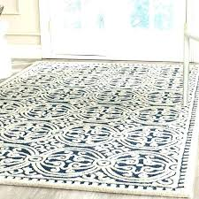 slate blue and white area rugs rug 8x10 light collection wool in dark