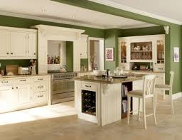 Interesting Kitchens With White Cabinets And Green Walls Refreshing Kitchen Appliance Review On Perfect Ideas