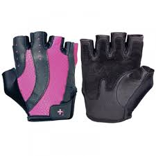 Harbinger Womens Pro Wash Dry Weight Lifting Gloves