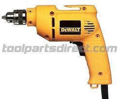 dewalt drill parts. dewalt d100-04_type_1 3/8 drill parts drill