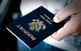 Resultado de imagen para pasaporte americano