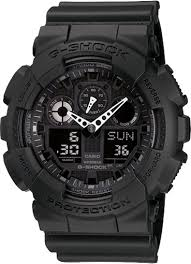 ga100 1a1 others mens watches casio g shock g shock others ga100 1a1