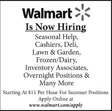 Walmart Overnight Jobs He Walmart 083116 Rv Boondocking Tips All