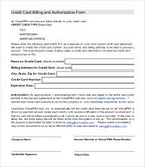 Credit Consent Form Credit Card On File Agreement Template Capturing Credit Cards With