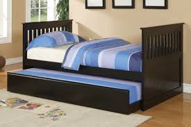 Image of: trundle beds with mattresses