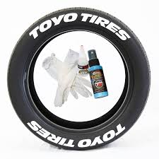 Toyo Tires Tire Lettering Kit