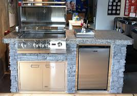 Modular Outdoor Kitchen Frames Kitchen Awesome Outdoor Kitchen Ideas With Boral Cultured Stone