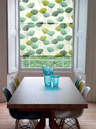 Roller Blinds For Kitchens Sanderson Dandelion Clocks Roller Blind House Pinterest