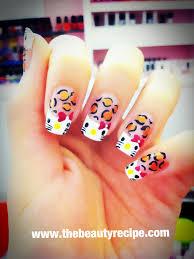 Hello Kitty Nail Art by Beauty Recipe - Award Winning Beauty ...