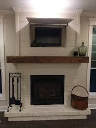 top 84 top notch ideas to cover brick fireplace covering brick fireplace surround upgrade brick fireplace used brick fireplace fireplace renovation flair