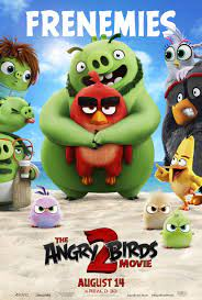Angry Birds 2 - Poster