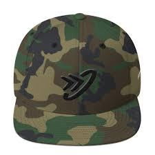 JM Logo (Black) - Snapback Hat \u2013 JUSMOVE