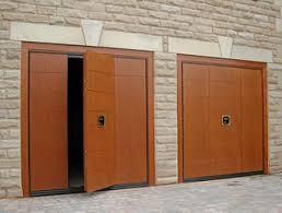 access garage doorsGarage Doors With Pedestrian Access Doors Built In I32 About