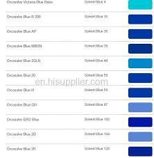 Orasol Dye Color Chart China Solvent Blue 136 Solvent Blue Er Ciba Orasol Blue Bl