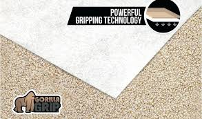 rug gripper pad by rug gripper pad for carpet