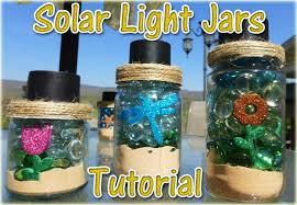 diy solar light jars beach theme spring solar lights jpg