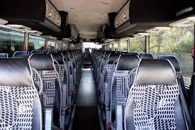 Coach Bus Seating Chart Coach Bus Rental Shuttle Bus Airport Shuttle