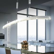 228 Watt Kristall Glas Lampe Hänge Beleuchtung Gästezimmer