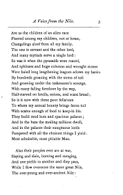 page a voice from the nile and other poems thomson dobell   spaces