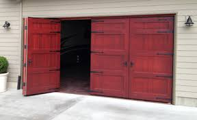 Unique Folding Garage Doors Large Insulated Sing Honeycomb Door To Innovation Design