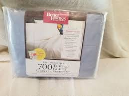 king sz better homes and gardens sheet set 700 thread count