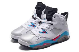 air jordan shoes for girls black. cheap new air jordan retro 6 girls size white blue red online-1 shoes for black
